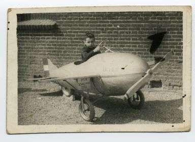 01 Oane Visser Mijn schooljaar 1951